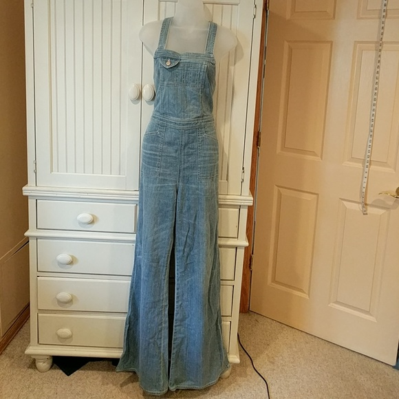 0aa76e348e2 Citizens Of Humanity Pants - Citizens of Humanity Katie Flare Overalls